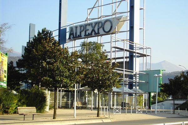 Le site d'Alpexpo a été retenu ce jeudi 25 mars, pour son espace et sa localisation au coeur de l'agglo de Grenoble