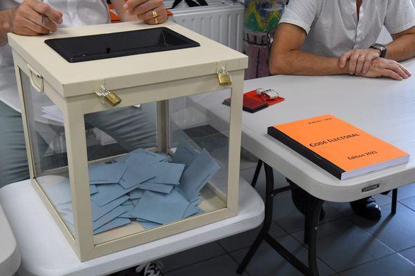 Taux d'abstention record dans les Pyrénées-orientales pour ces élections départementales: 64,47 %.