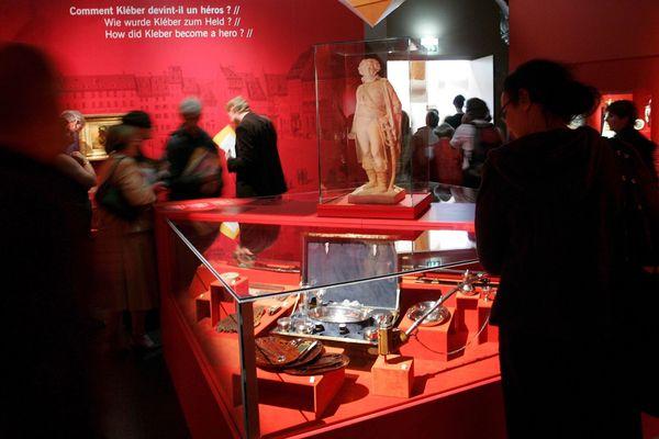 Les visiteurs sont attendus dans les musées strasbourgeois (ici, le musée historique) dès ce samedi 13 juin , mais il faudra respecter distances de sécurité sanitaire et port du masque.