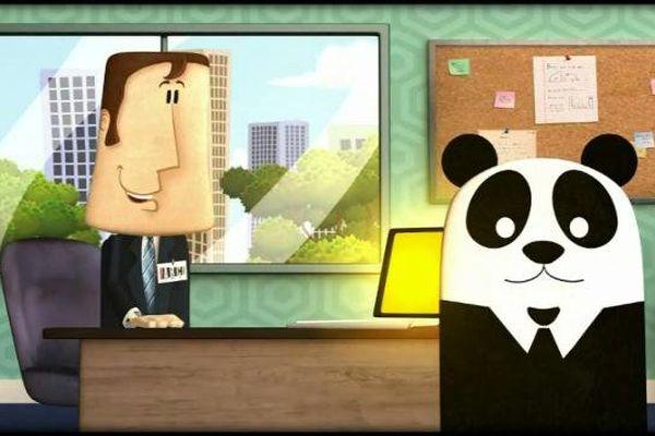 Une image de la vidéo d'illustration de Smart Panda