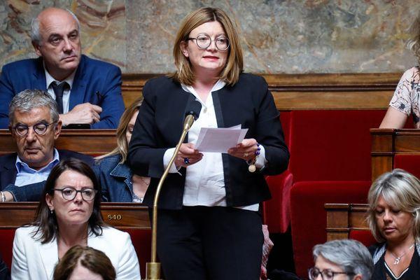 La députée LREM de Seine-Maritime Stéphanie Kerbarh a décidé de se lancer, sans étiquette, dans la bataille des Régionales en Normandie.