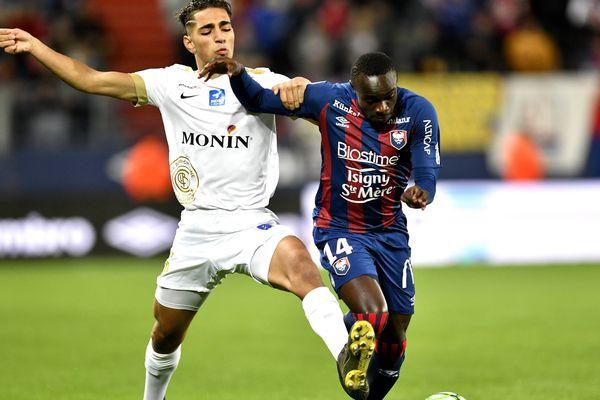 Impliqué sur les quatre buts du SM Caen la semaine dernière, Caleb Zady Sery espère débloquer son compteur but face à Orléans.