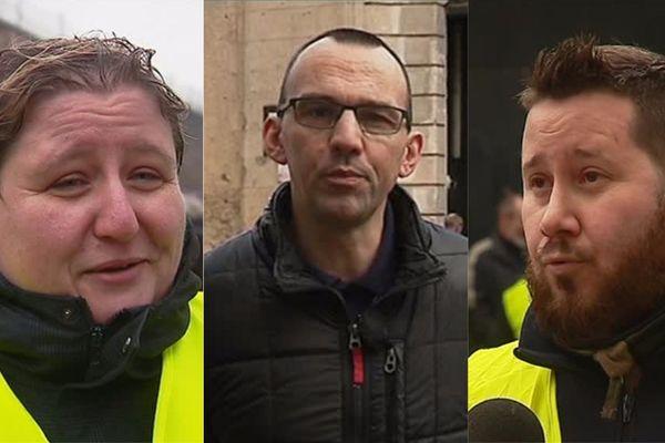 Horaires, conditions de travail difficiles... les surveillants de prison sont à bout / Reims, le 19 janvier 2018