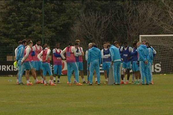 Ce soir l'OM joue sa saison dans ce quart de finale de la coupe de France contre Granville.