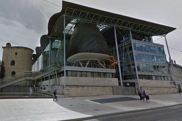 Le palais de justice de Bordeaux. Photo d'illustration.