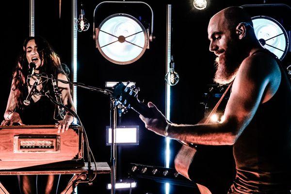 """Le groupe du Puy-en-Velay """"An eagle in your mind"""" est venu interpréter deux titres pour #Studio3"""