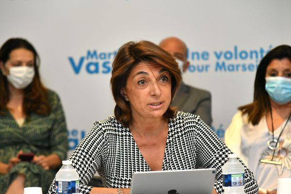 Une perquisition a eu lieu ce matin au QG de campagne de Martine Vassal