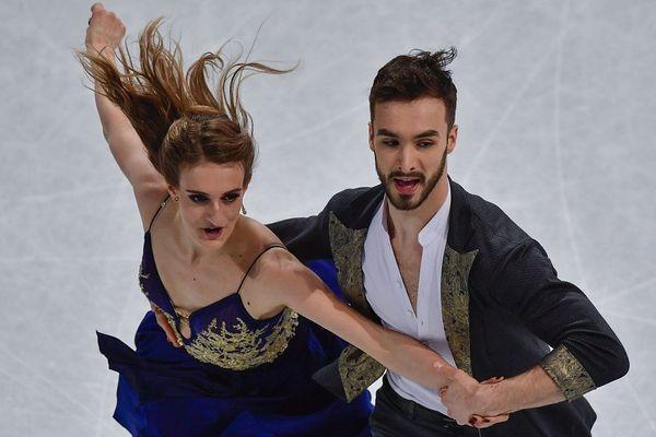 Gabriella Papadakis et Guillaume Cizeron visent un 3ème titre mondial en danse sur glace à Helsinki