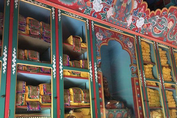 Les 180 ouvrages qui donnent les fondements du bouddhisme.