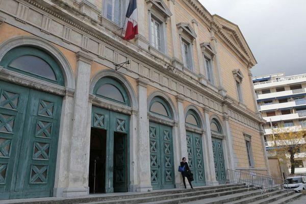 ILLUSTRATION. Le tribunal de Bastia.