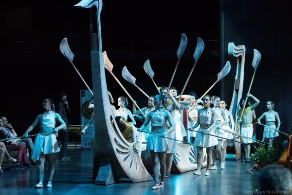 Spectacle joué à La Fabrique Opéra d'Orléans.