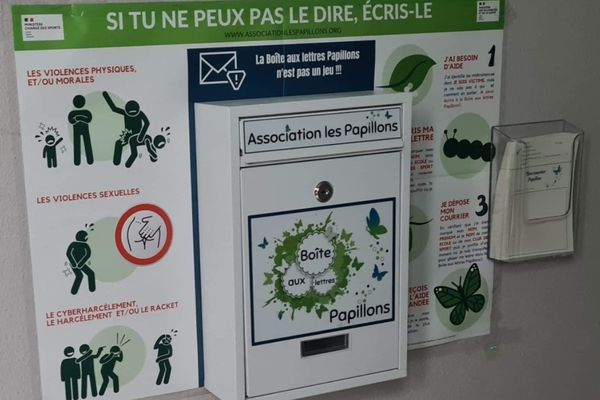 5 boîtes aux lettres comme celle-ci ont été installées en Indre-et-Loire