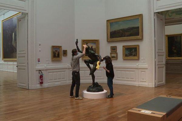 La musée d'Arts de Nantes