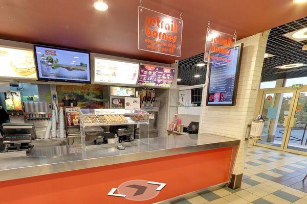 Le Quick de Chartres situé dans le quartier de la Madeleine deviendra un Burger King à la fin de l'année.