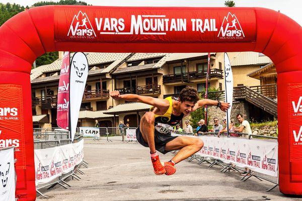 Hugo Deck, vainqueur du 13 km homme