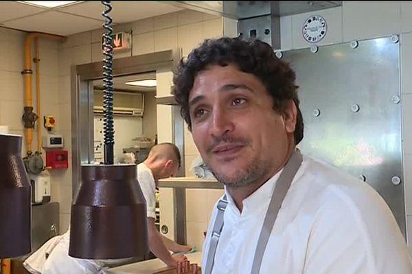 Mauro Colagreco chef du Mirazur