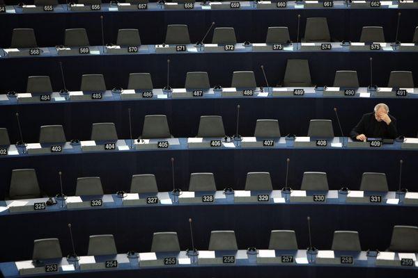 Les sièges de l'hémicycle strasbourgeois risquent de rester bien vides lors de la session plénière d'octobre