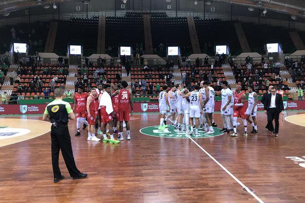 Le Limoges CSP s'est imposé face à Cholet après un match sans vraiment de panache.