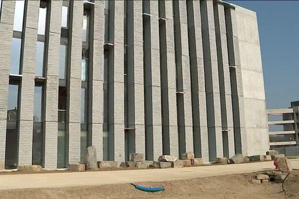 La nouvelle faculté de médecine de Montpellier - 13/03/2017