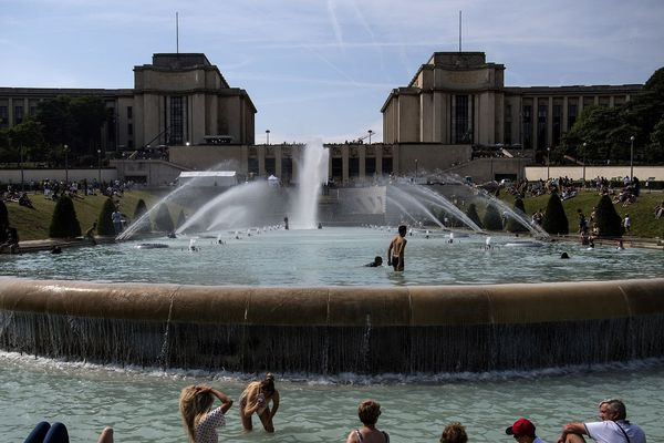 L'eau des fontaines ornementales de la capitale potentiellement contaminée par le coronavirus.