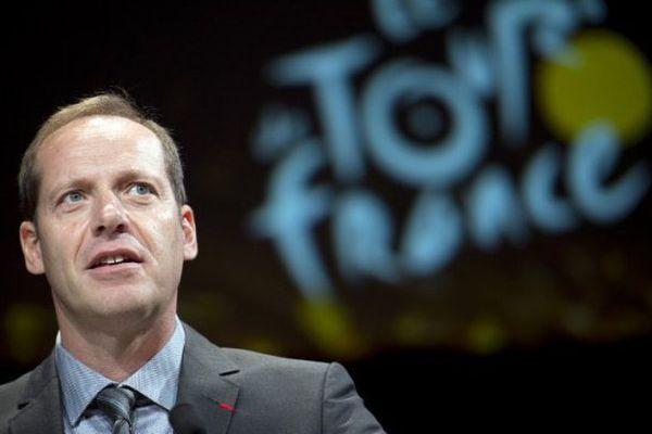 Christian Prudhomme, le directeur du Tour de France