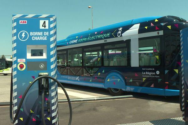 Une ligne verte à Valence : des bus 100% électriques mis en service ce lundi 1er juillet