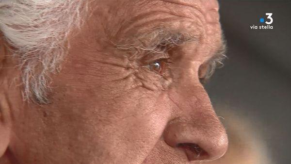Jojo, 99 ans aujourd'hui, fournissait le tournage en boissons. Et ce n'était pas de tout repos...
