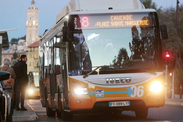Les transports en commun du réseau Lignes d'Azur seront gratuits les jours de forte pollution de l'air.