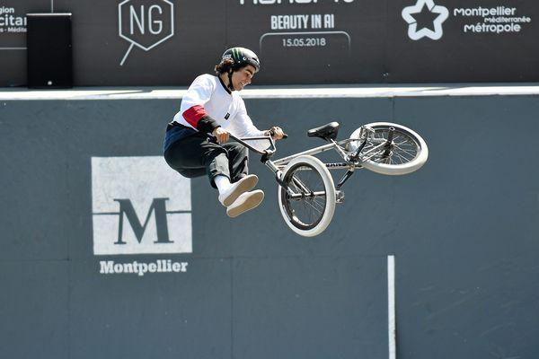 Montpellier va accueillir le pôle France deBMX freestyle. Photo d'archives.