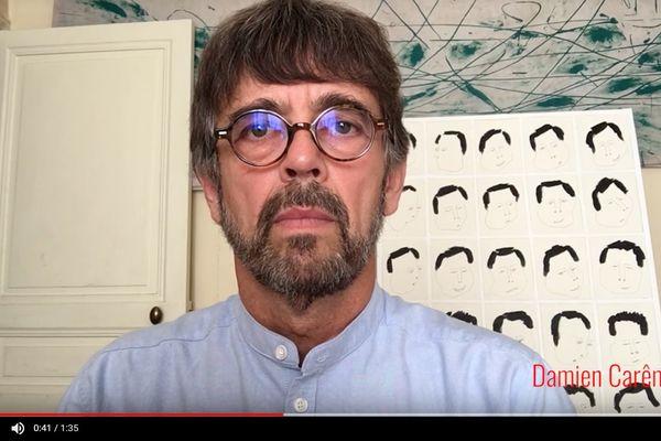 Damien Carême fait partie des nombreuses personnalités ayant participé à la vidéo.