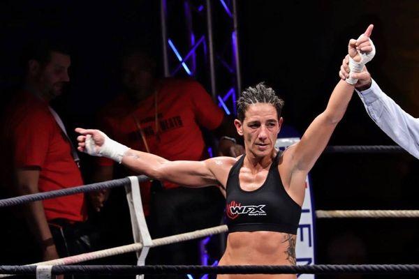 Myriam Dellal est sacrée championne de France ce soir à Hyères