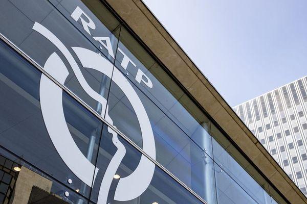 La façade du siège de la RATP, à Paris. Photo d'illustration.