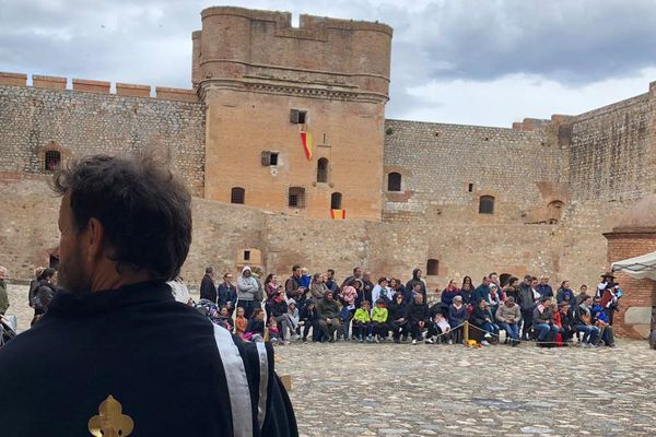 La forteresse de Salses et son célèbre donjon accueille les Historiades pendant 2 jours - 11/05/2019