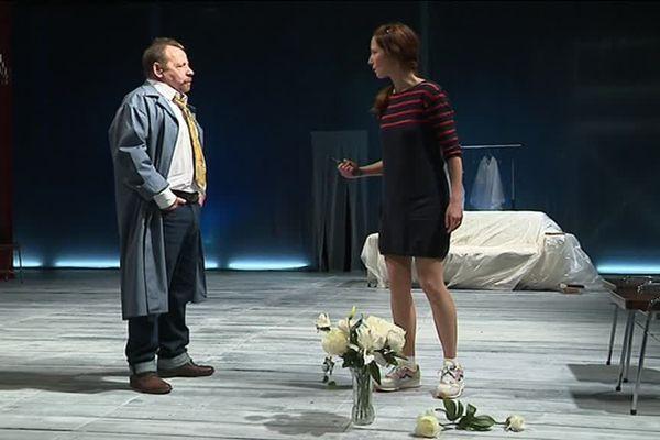Les Revenants d'Ibsen au Panta Théâtre de Caen