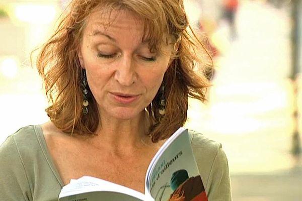 """Paola Pigani a publié jeudi 7 mars son troisième roman, """"Des orties et des hommes"""", peut-être le plus abouti."""