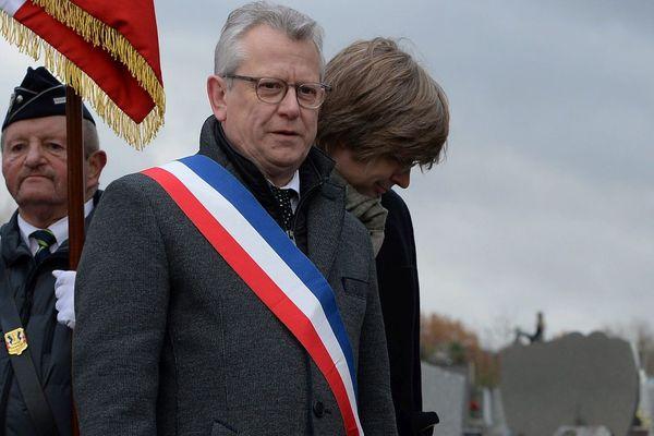 Le maire sortant Didier Herbillon part à l'assaut de son troisième mandat.