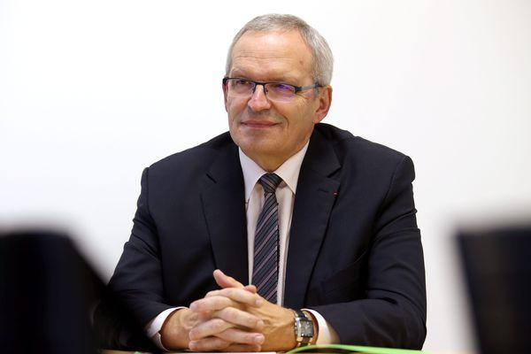Patrick Weiten brigue un troisième mandat à la tête du Conseil départemental de la Moselle