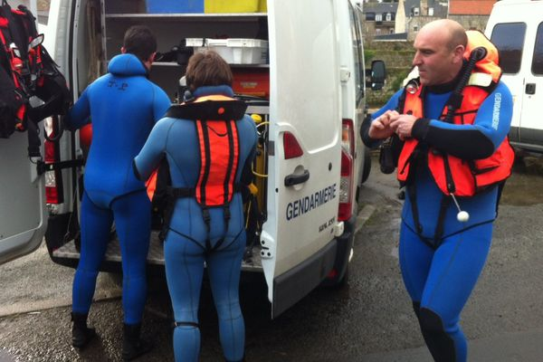 Les plongeurs ont retrouvé le corps de Marie dans le Trieux à Guingamp