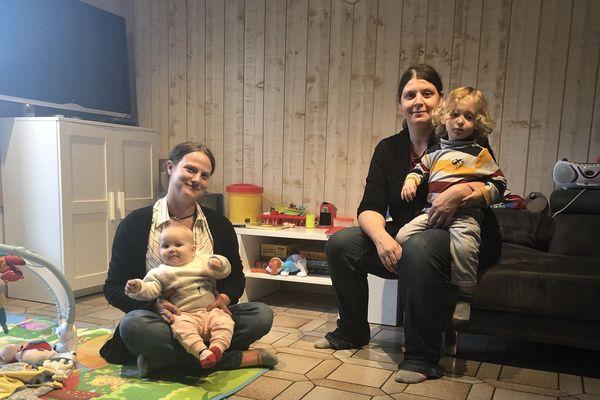 Mina et Charlène projettent de faire un troisième enfant, sans forcément passer par la France  pour la PMA de peur des délais trop longs.