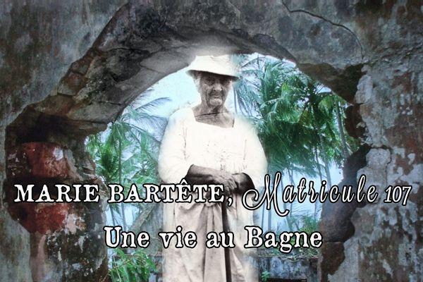 Marie Bartête, matricule 107