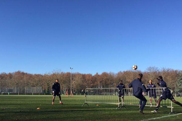Les joueurs du Limoges FC doivent affronter Romorantin ce samedi.