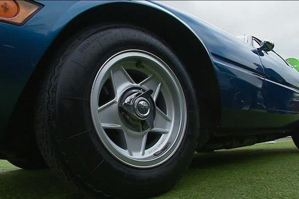 Une Ferrari Daytona de 1968