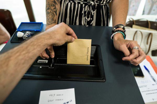 Elections départementales, photo d'illustration.