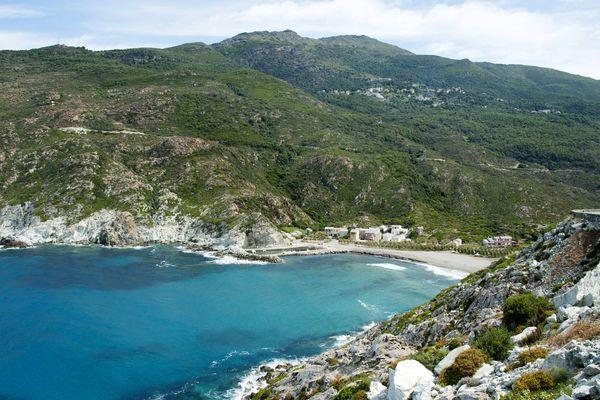 Marine de Giottani, Cap Corse