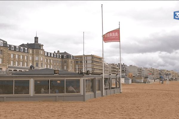 Les restaurateurs s'engagent à fermer immédiatement leurs établissements en cas d'alerte vagues submersion ou de tempêtes.
