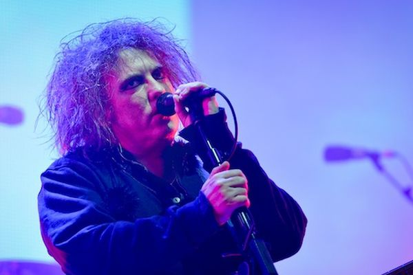 Robert Smith- The Cure aux Vieilles Charrues