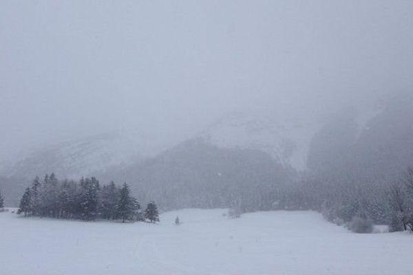 L'avalanche s'était déclenchée alors que le groupe évoluait dans le secteur de la Combe de Chaulange.