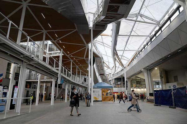 La gare de Rennes doit accueillir un dispositif mobile de dépistage du coronavirus