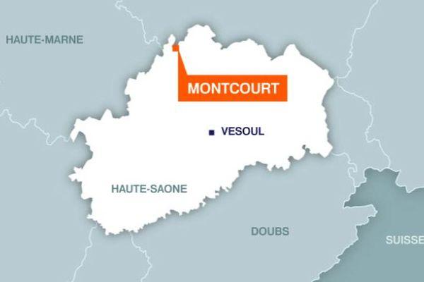 Montcourt, Haute-Saône