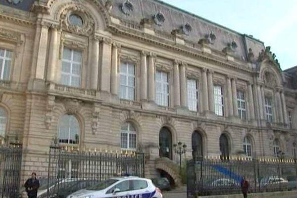 Le tribunal de Saint-Quentin